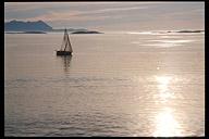 Sea near Bodø