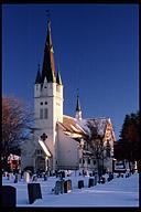 Moholt kirke. Trondheim