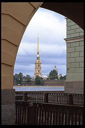 Peter and Paul Fortress and Cathedral